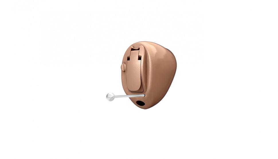 Bernafon: kleines Im-Ohr-Hörgerät Bernafon Zerena CIC