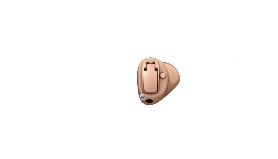 Bernafon: Kleines Im-Ohr-Hörgerät Bernafon Zerena