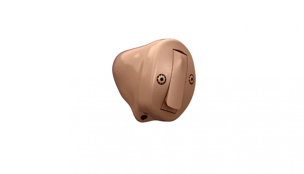 Bernafon: Im-Ohr-Hörgerät von Bernafon, Bauform ITC
