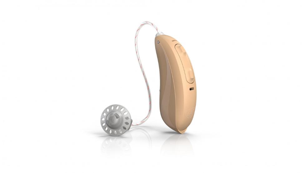Hansaton: Hansaton Sound XC Exhörer-Hörgerät in beige