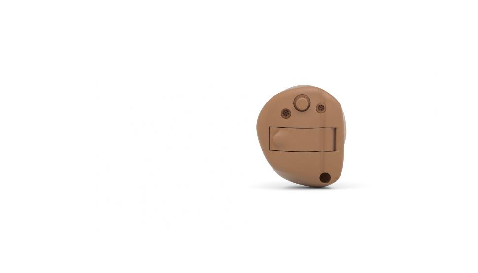 Interton: Im-Ohr-Hörgerät Interton Ready mit 312er Batterie