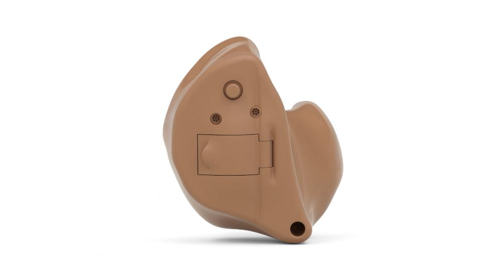 Interton: Im-Ohr-Hörgerät Ready von Interton mit 13er Batterie