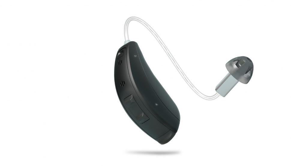 Interton: Interton Ready Hörgerät mit extrenem Hörer (RIC)