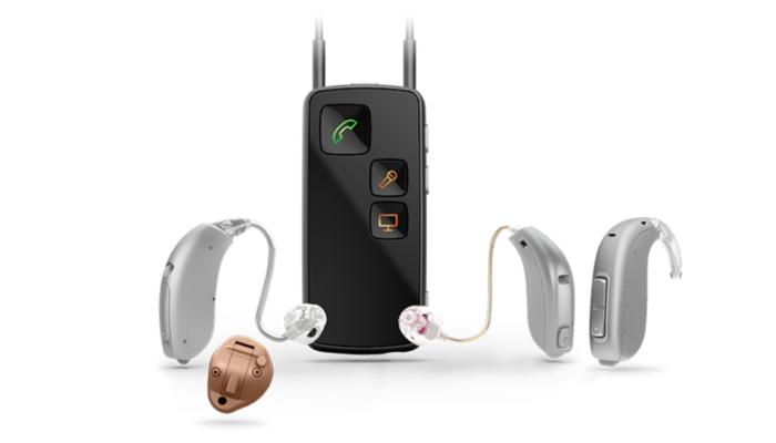 Oticon: Streamer und alle Bauformen der Hörgerätelinie