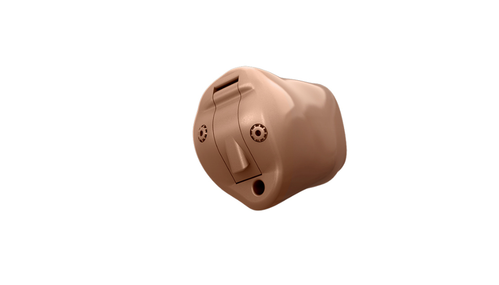 Oticon: Im-Ohr-Gerät von Oticon mit 312er Batterie