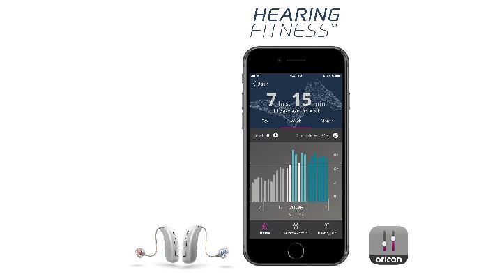 Oticon: Smartphone-App zum Hörtraining mit zwei Hörgeräten
