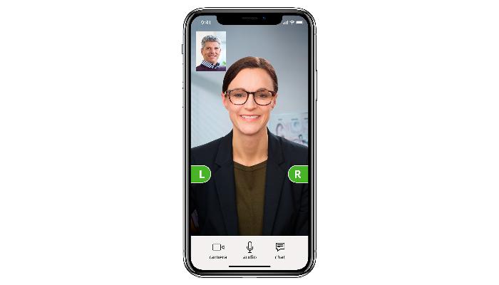 Oticon: Smartphone-App mit Liveverbindung zu Fernassistent