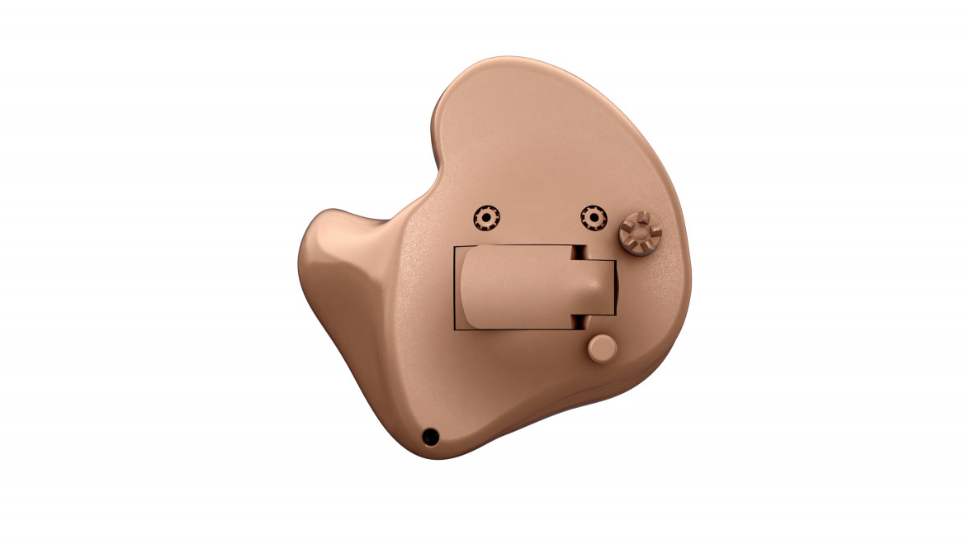 Oticon: Im-Ohr-Hörgerät Oticon OPN Vollconcha in beige
