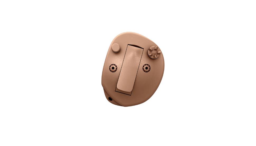 Oticon: Im-Ohr-Hörgerät Oticon OPN Halbconcha beige