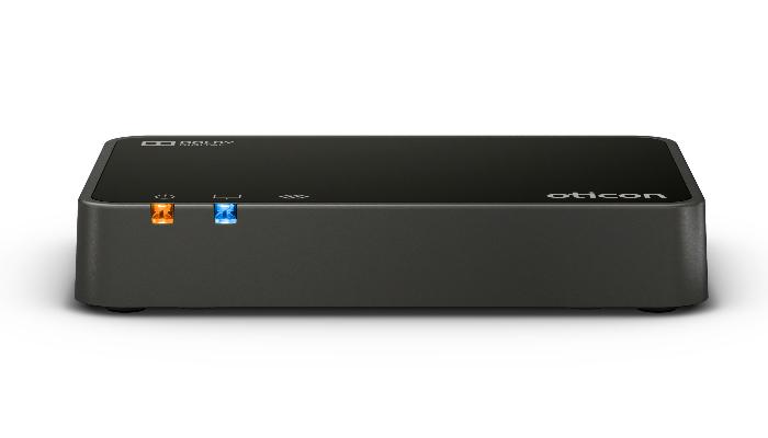Oticon: Fernsehadapter schwarz