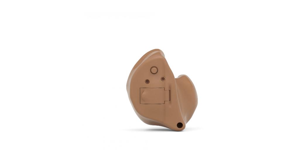ReSound: Großes Im-Ohr-Gerät mit Schalter