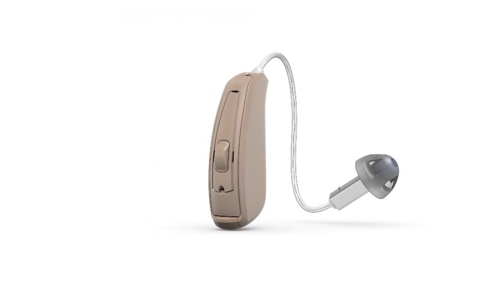 ReSound: Ex-Hörer Hörgerät ReSound Key in beige