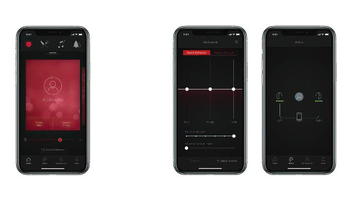 ReSound: Drei Smartphones mit Apps für Hörgeräte