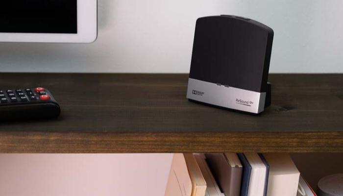 ReSound: Fernseh-Bluetoothadapter für Hörgeräte