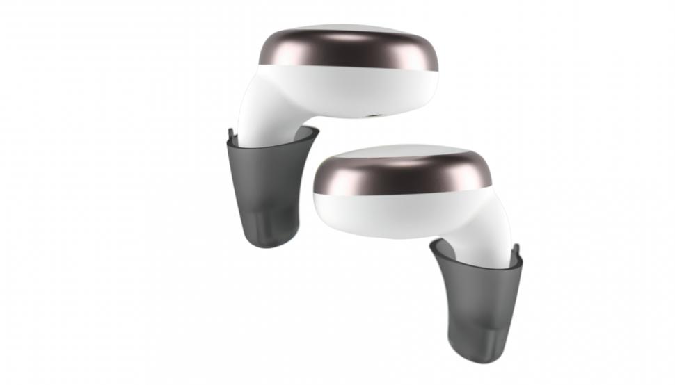 Signia: Im-Ohr-Hörgeräte Signia Active mit Schirmchen