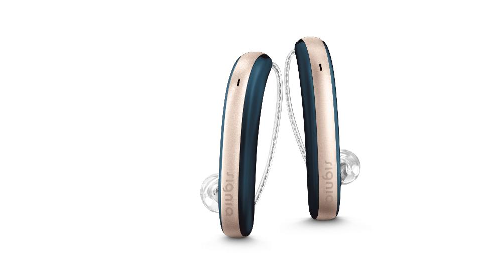 Signia: zwei Hörgeräte