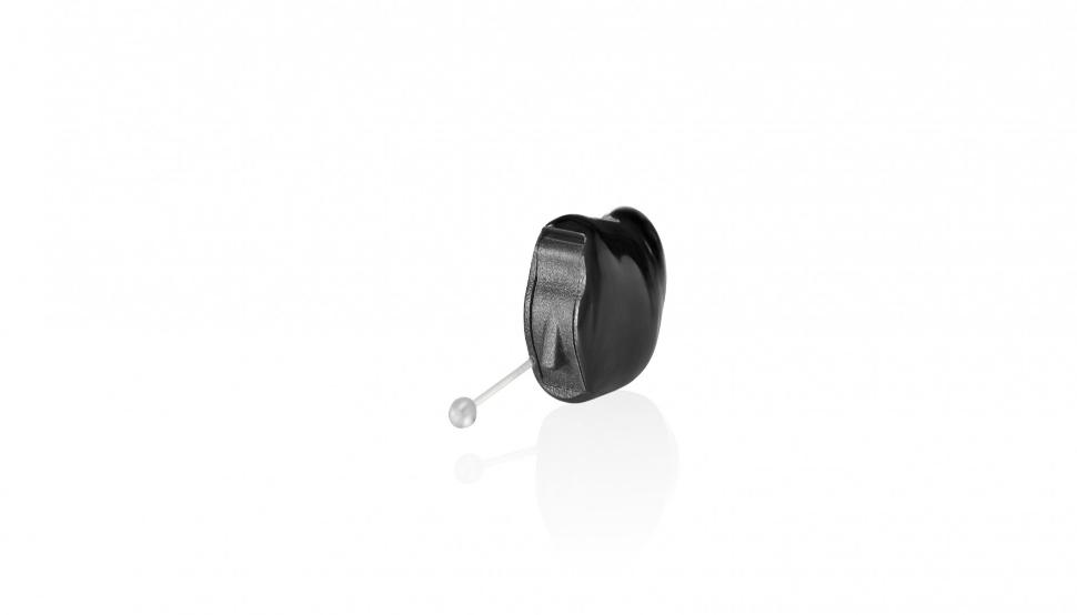 Starkey: Kleines unsichtbares Im-Ohr-Hörgerät Soundlens von Starkey