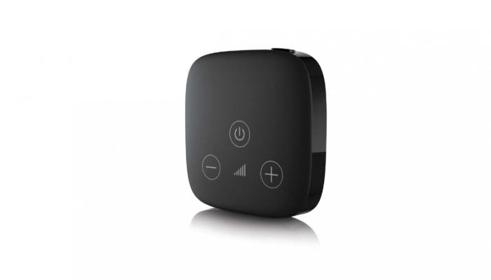 Unitron: TV-Bluetooth-Adapter für Hörgeräte von Unitron