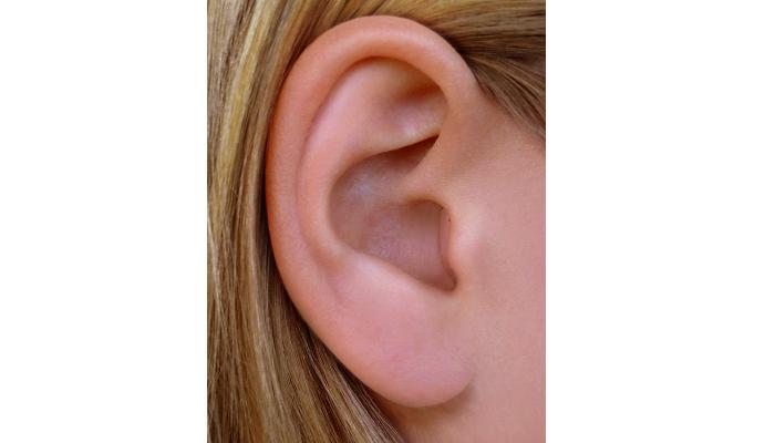 Widex: ImOhr-Hörgerät im Ohr