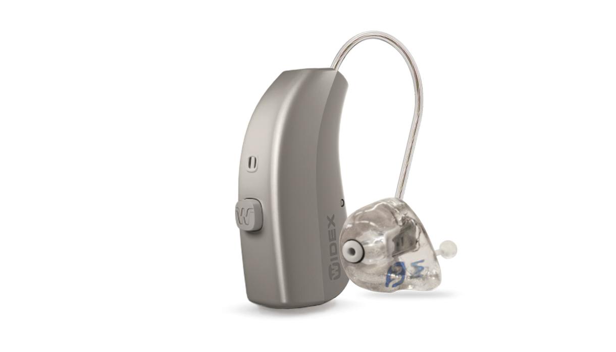 Widex: Hörgerät mit Ohrpassstück