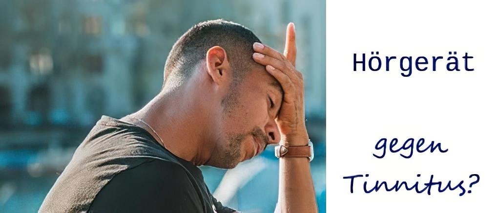 Banner Hörgeräte gegen Tinnitus
