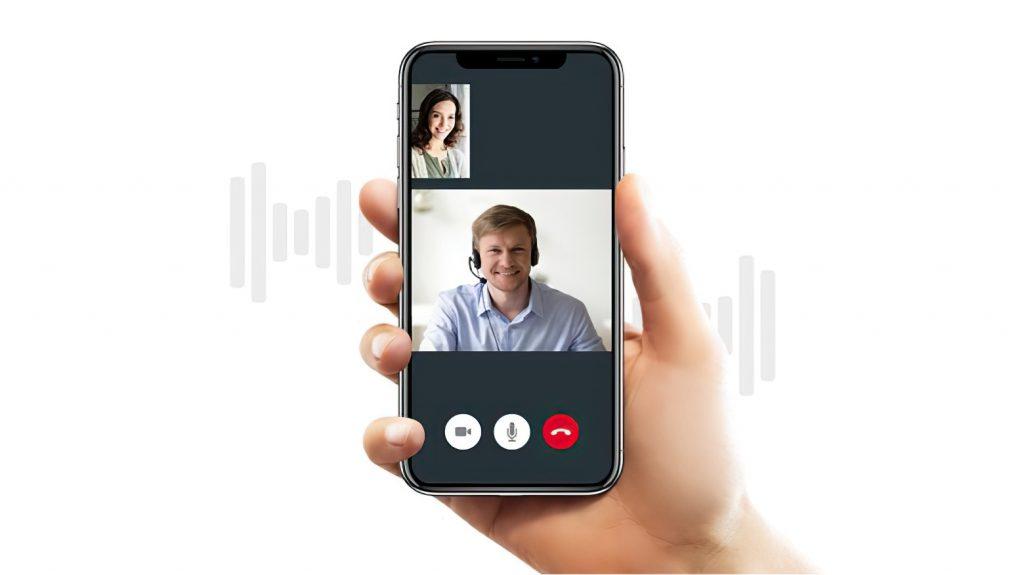 App auf einem Smartphone