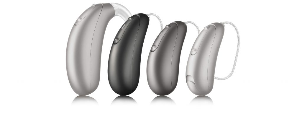 Unitron DX Hinter-dem-Ohr-Hörgeräte (Discover Next Serie)