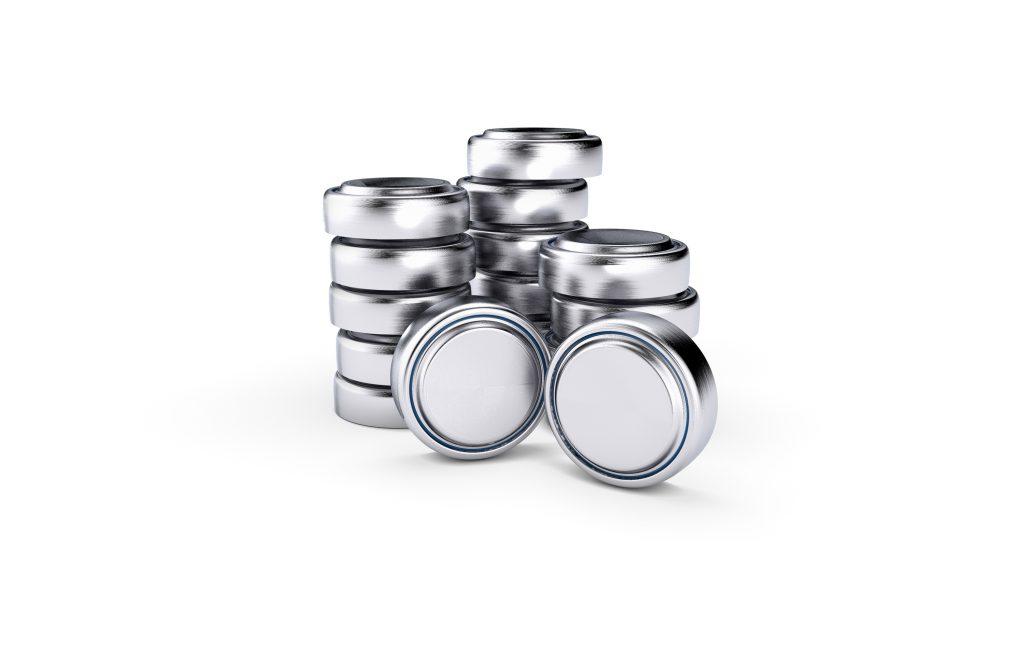 Zink-Luft-Batterien für Hörgeräte